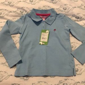 NWT Lilly Pulitzer Girls Polo Size 3